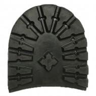 Goodyear Commando Heel Blocks 22mm Black