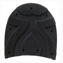 Ridgeway Heels Black