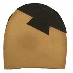 PVC 1/4 Leather Heels