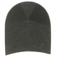 Svig 253 Gents Rubber Heels Black