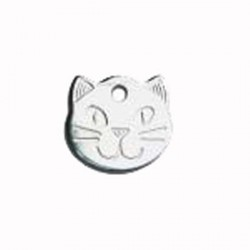 Pet Discs Cat Shape
