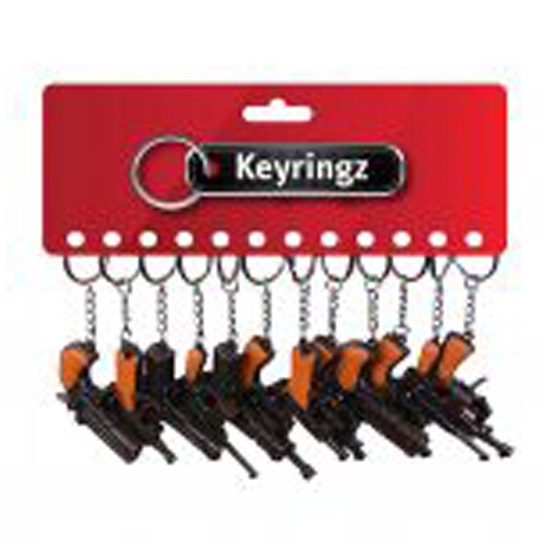 390 Gun Key Rings