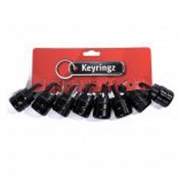 Cob Flashlight Key Rings