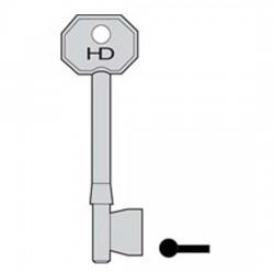 L119 B334 Era key blank