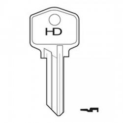 H007 TE1 Tesa key blank