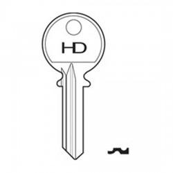 H006 CT1 Century key blank