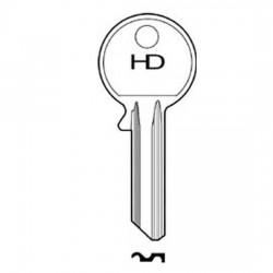 H010 3A Yale key blank