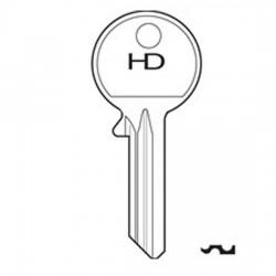 H012 4A Etas key blank