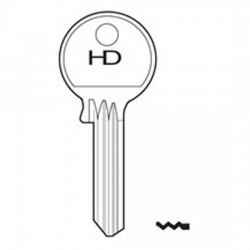 H013 5B Vaughan key blank