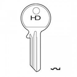 H014 6A Etas key blank