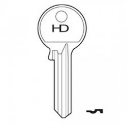 H015 6B Vaughan key blank