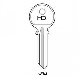 H032 16HL Yale key blank