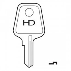 H462 CY1 Ceilile key blank