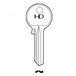 H047 36M LEGGE key blank