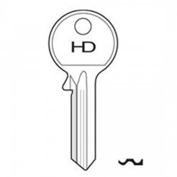 H521 UL1 Universal key blank