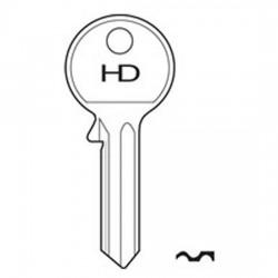 H522 UL1R Universal key blank