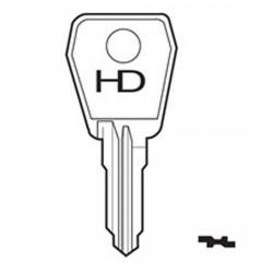 H215 LF40 L&F key blank