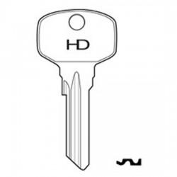H309 YAX1 Yale key blank
