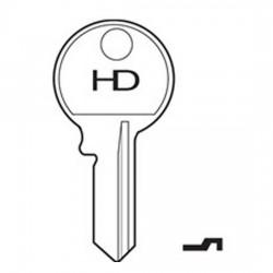 H388 1092 Master key blank