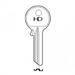 H005 1AK Kendrick key blank
