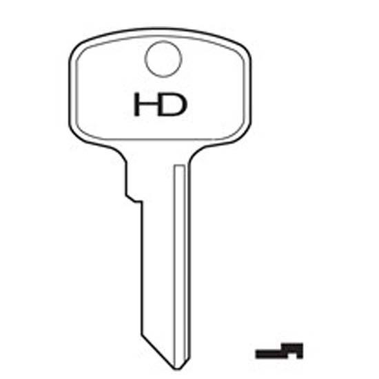 H587 PH1 Phoenix key blank