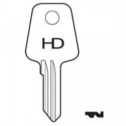 H668 TSS Strebor key blank