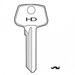 H0694 Carl F key blank
