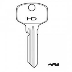 H096 YAX5 Yale key blank