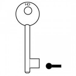 L229 8K120K Chubb Window keys