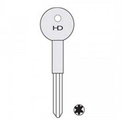WL003 8001K1 Chubb Window Keys