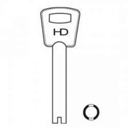 WL007 8K102K Chubb Window Keys