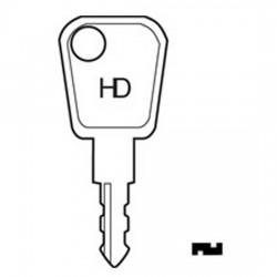 WL062 TSS18 Strebor Window Keys
