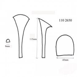 Stiletto Heel Blocks 110 2650