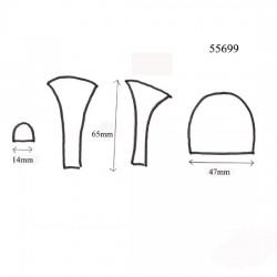 Stiletto Heel Blocks 55699