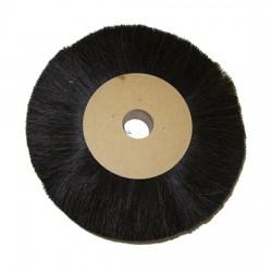 Machine Polishing Brush Black