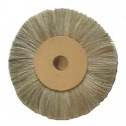 Machine Polishing Brush White