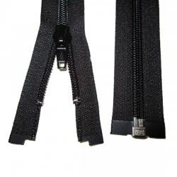 Zips Nylon Open Ended Black