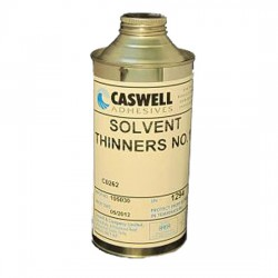 No1 Solvent thinner 1L