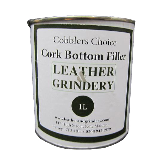 Cobblers Choice Cork Filler 1L