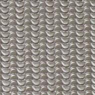 Svig Flex Rib Rubber Sheet 4mm Brown