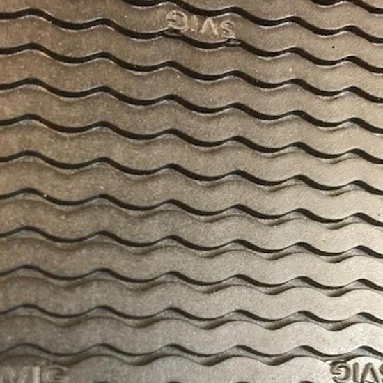 Svig 302 Abaco Sheet 6mm Black