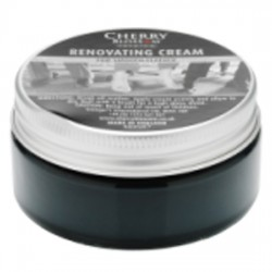 Cherry Blossom Shoe Cream Black