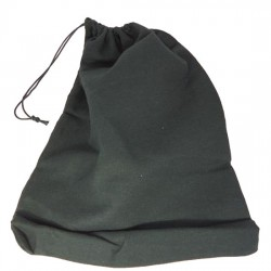 Cloth Green Shoe Bags
