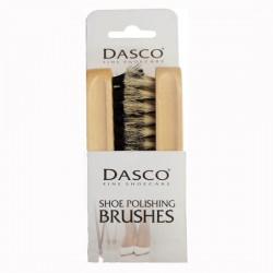 Dasco Twin Pack Shoe Brushes