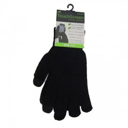 Wooly Phone Gloves Gents