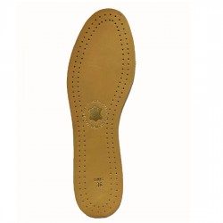 Leather Insoles Size 3