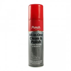 Punch All In One Clean & Polish 200ml