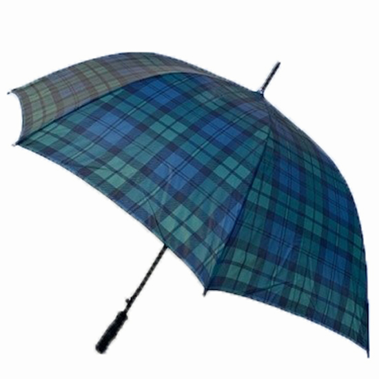 Umbrella Tartan Golf