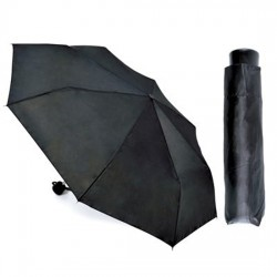 Umbrella Super Mini Black