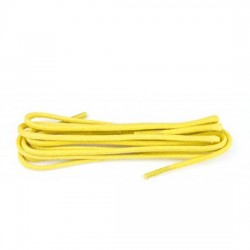 75cm Waxed Yellow Laces